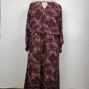NWT CATO PLUS SIZE 14-16 WOMEN'S STRETCH DRESS